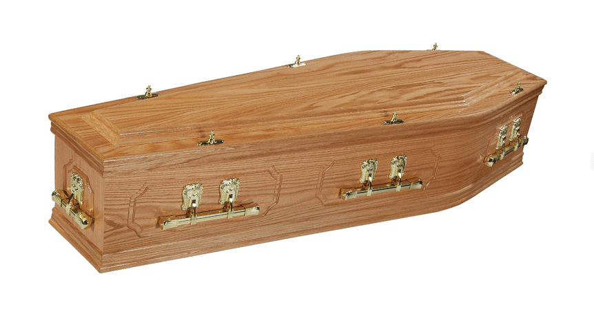 The Usk Coffin